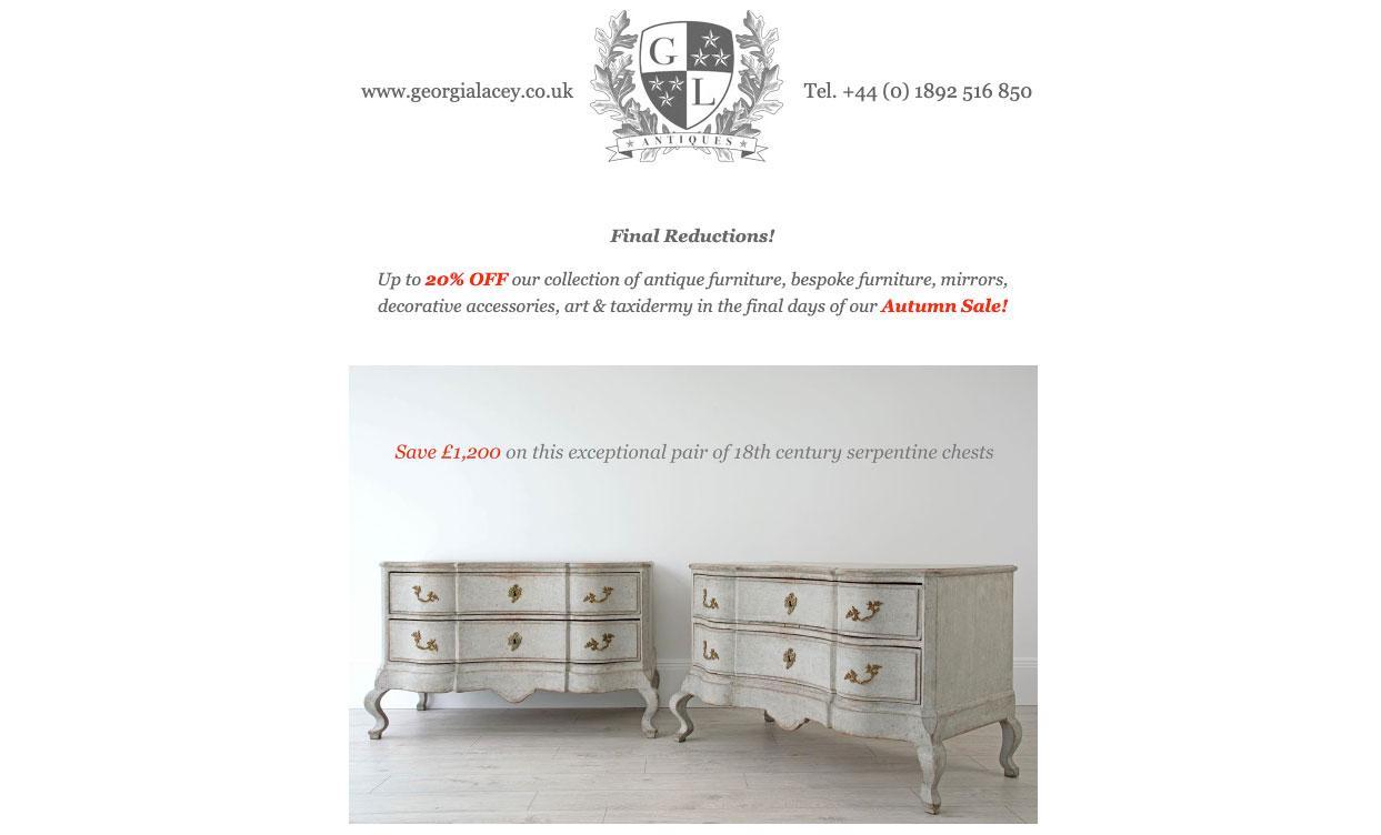 georgia lacey email screenshot