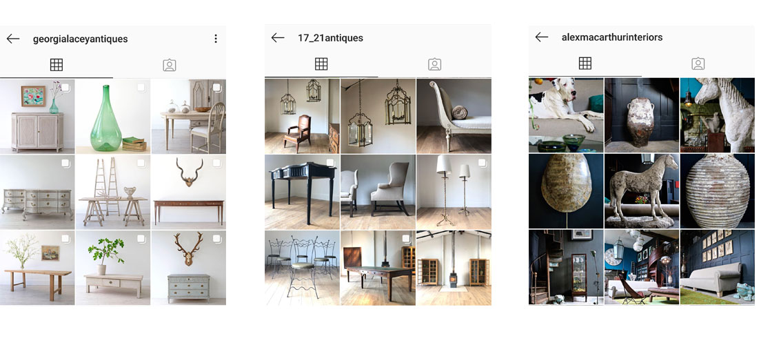 theming your Instagram