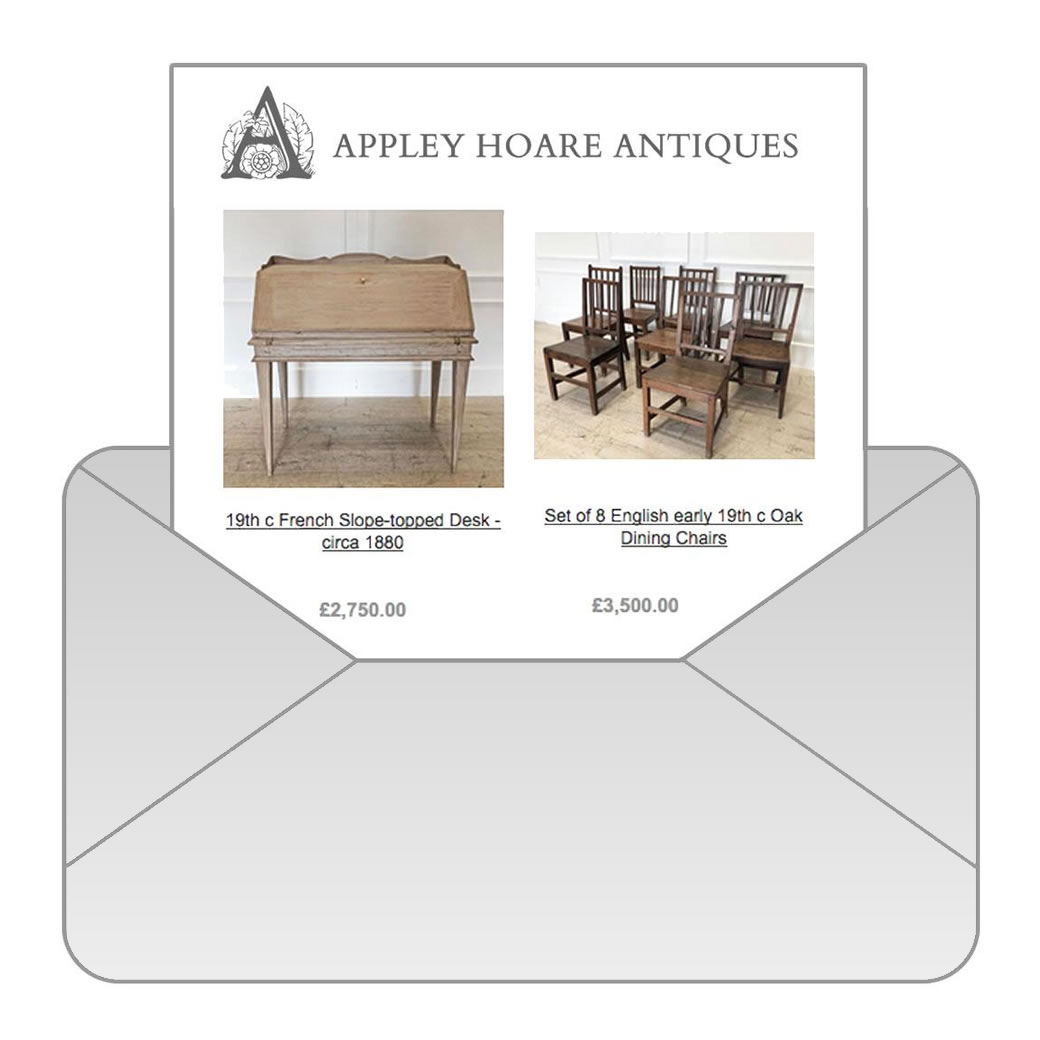 Latest items mailshot
