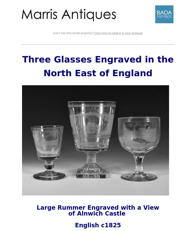 Marris Antique Glass