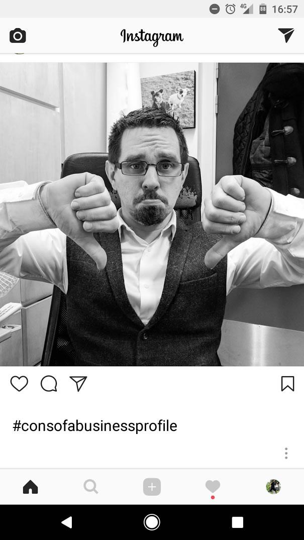 Instagram cons