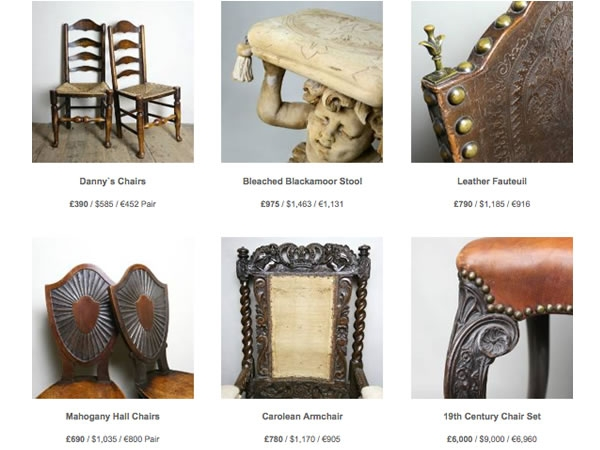 Spencer Swaffer Antiques