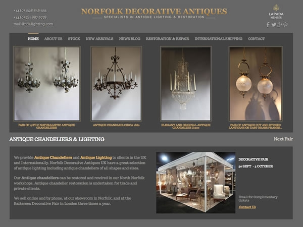 Norfolk Decorative Antiques