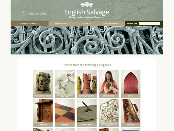 English Salvage