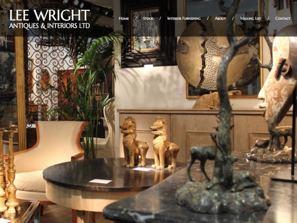 Lee Wright Antiques
